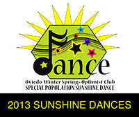 2013 Sunshine Dances
