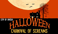 2016-10-28 & 29 Haunted House and Carnival of Screams