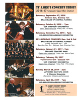 The 2016-17 Concert Series