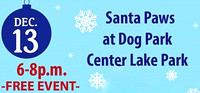 2017-12-13 Santa Paws at Dog Park