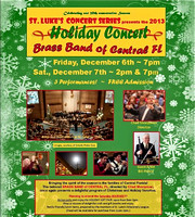 Dec. 6 & 7, 2013 Brass Band of Central Florida