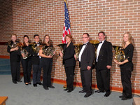 Orlando Concert Band French Horn Section