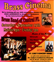Sep. 15, 2012 Brass Band of Central Florida