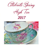 2017-04-07 & 08  OWC High Tea