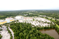 Aerial Shots of Mall