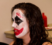 Carnival of Screams Makeup-9