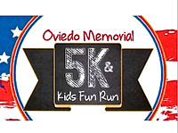 2017-05-27 Oviedo Memorial 5K & Kids Fun Run